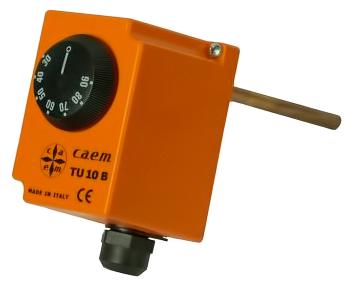 Погружной термостат TU 10B