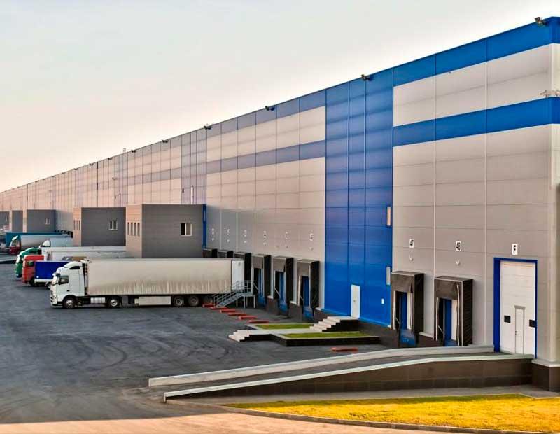 Отопление складов и складских помещений